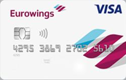 Eurowings Kreditkarte Classic Visa MasterCard