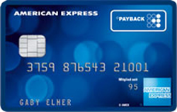 Payback American Express Bonus Kreditkarte