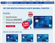 Payback Amex Punkte Kreditkarte