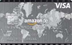 Amazon Visa Kreditkarte mit Bonus