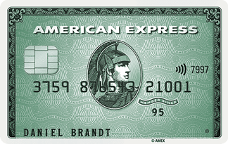American Express Green Card Bonus