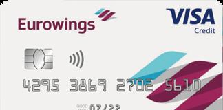 Eurowings Kreditkarte Classic Bonus